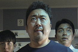映画『新感染 ファイナル・エクスプレス』 マ・ドンソク