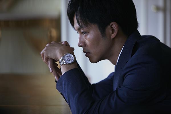 映画『新聞記者』松坂桃李
