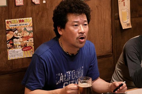 映画『ザ・ファブル』佐藤二朗