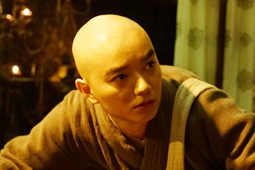 映画『空海-KU-KAI-美しき王妃の謎』染谷将太