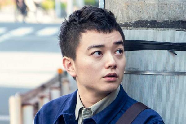 映画『予兆 散歩する侵略者 劇場版』染谷将太