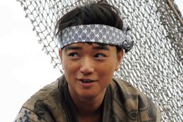 映画『海賊とよばれた男』染谷将太