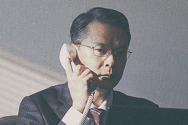 映画『新聞記者』田中哲司