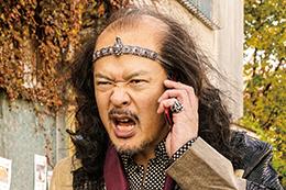 映画『音量を上げろタコ!なに歌ってんのか全然わかんねぇんだよ!!』田中哲司