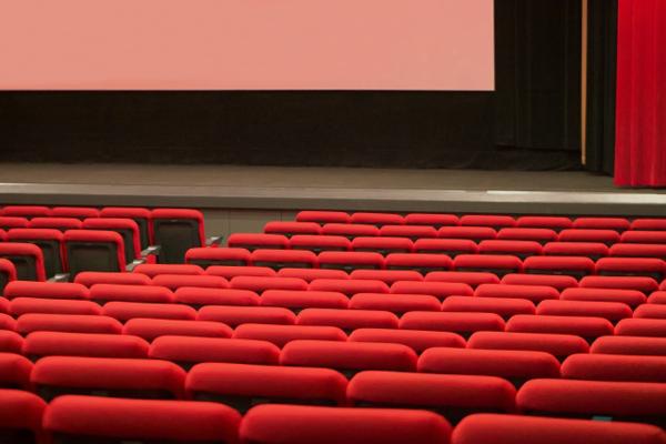 イメージ写真:映画館