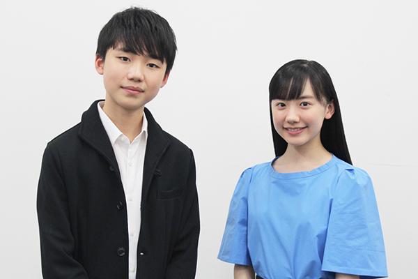 映画『海獣の子供』芦田愛菜さん、石橋陽彩さんインタビュー