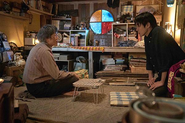 映画 『五億円のじんせい』望月歩/平田満