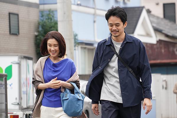 映画『よこがお』筒井真理子/池松壮亮