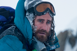 映画『エベレスト3D』ジェイク・ギレンホール