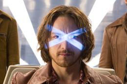 映画『X-MEN:フューチャー&パスト』ジェームズ・マカヴォイ