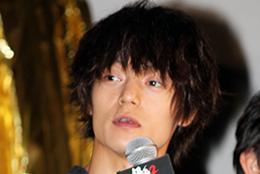 映画『銀魂2 掟は破るためにこそある』完成披露試写会舞台挨拶、窪田正孝