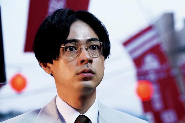 映画『人間失格 太宰治と3人の女たち』成田凌