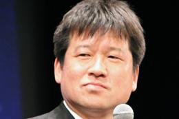 映画『50回目のファーストキス』完成披露試写会舞台挨拶、佐藤二朗