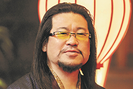 映画『銀魂2 掟は破るためにこそある』佐藤二朗
