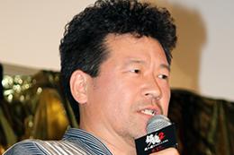 映画『銀魂2 掟は破るためにこそある』完成披露試写会舞台挨拶、佐藤二朗