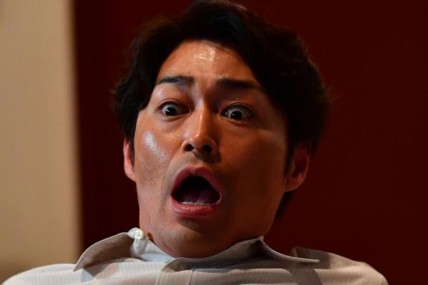 映画『家に帰ると妻が必ず死んだふりをしています。』安田顕