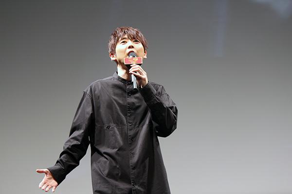 映画『二ノ国』ジャパンプレミア:梶裕貴