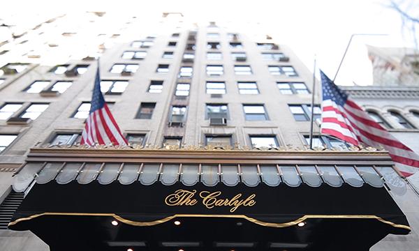映画『カーライル ニューヨーク が恋したホテル』