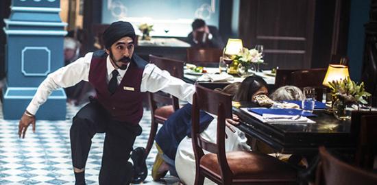 映画『ホテル・ムンバイ』デヴ・パテル