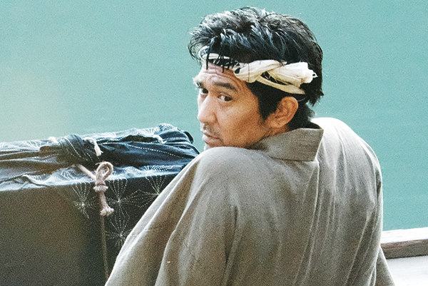 映画『ある船頭の話』村上淳
