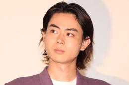 映画『あゝ、荒野』完成披露舞台挨拶、菅田将暉
