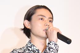 映画『ピース オブ ケイク』完成披露プレミア、菅田将暉