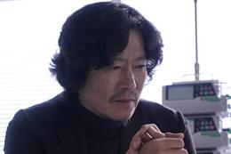 映画『ラプラスの魔女』豊川悦司