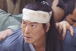 映画『のみとり侍』豊川悦司