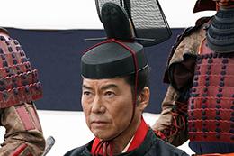 映画『サムライマラソン』豊川悦司