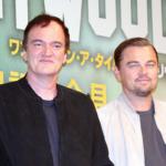 映画『ワンス・アポン・ア・タイム・イン・ハリウッド』来日記者会見:レオナルド・ディカプリオ、クエンティン・タランティーノ監督