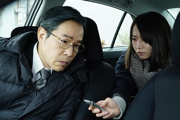 映画『見えない目撃者』吉岡里帆/田口トモロヲ