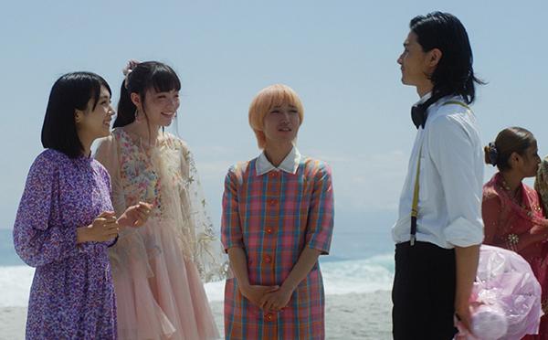 映画『おいしい家族』松本穂香/栁俊太郎