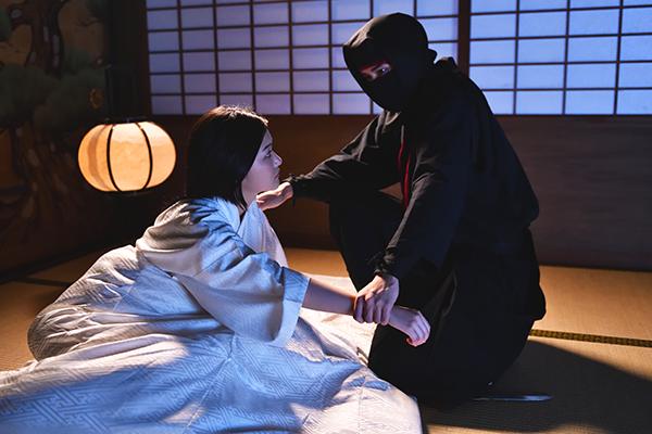 映画『下忍 赤い影』寛 一 郎