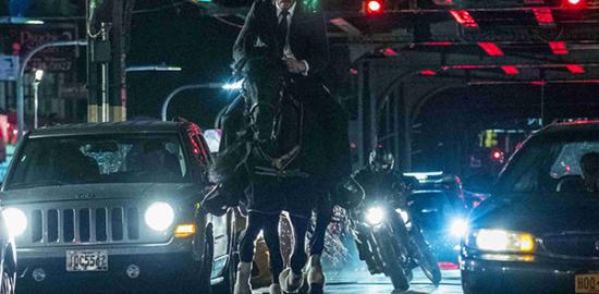 映画『ジョン・ウィック:パラベラム』キアヌ・リーブス