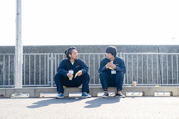 映画『WALKING MAN』野村周平/柏原収史