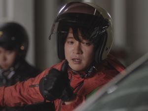 Amazonオリジナルドラマ『日本をゆっくり走ってみたよ~あの娘のために日本一周~』濱田岳