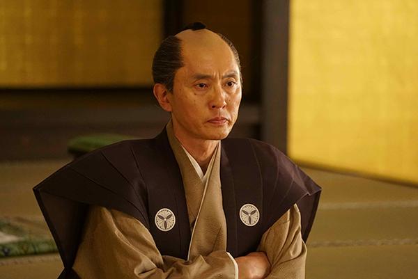 映画『引っ越し大名!』松重豊