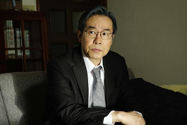 映画『見えない目撃者』田口トモロヲ