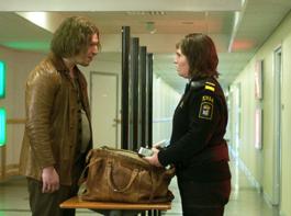 映画『ボーダー 二つの世界』エヴァ・メランデル/エーロ・ミロノフ
