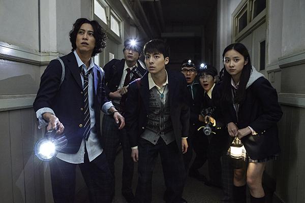 映画『超・少年探偵団NEO −Beginning−』高杉真宙/佐野岳/堀田真由