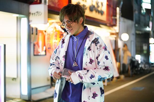 映画『喝風太郎!!』藤田富