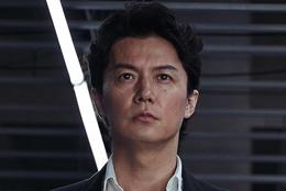 映画『マンハント』福山雅治