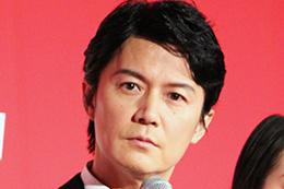 映画『マンハント』ジャパンプレミア、福山雅治