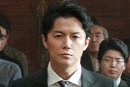 映画『三度目の殺人』福山雅治