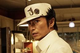 映画『ジョジョの奇妙な冒険 ダイヤモンドは砕けない 第一章』伊勢谷友介