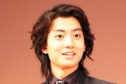 映画『先生! 、、、好きになってもいいですか?』完成披露イベント舞台挨拶、伊藤健太郎