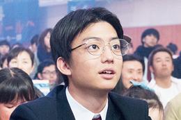 映画『チア☆ダン ~女子高生がチアダンスで全米制覇しちゃったホントの話~』伊藤健太郎