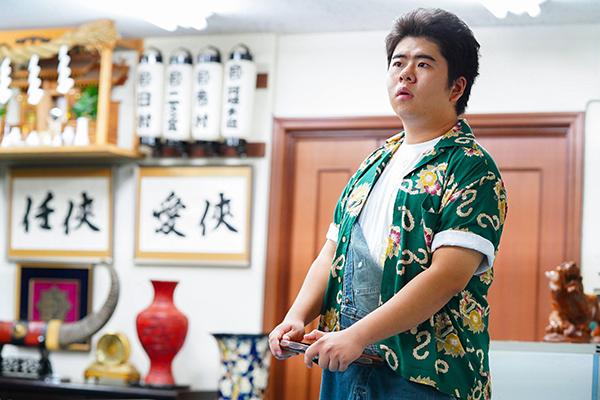 映画『任俠学園』前田航基