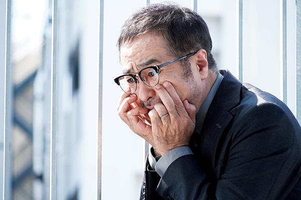 映画『108~海馬五郎の復讐と冒険~』松尾スズキ