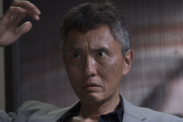 映画『検察側の罪人』松重豊